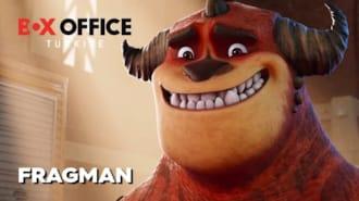 Canavarlar Ligi Filmi Dublajlı Fragman