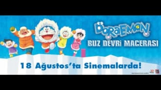 Doraemon: Buz Devri Macerası Filmi Fragman (Türkçe Dublajlı)