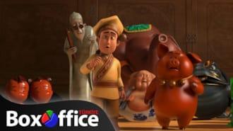 Sihirli Oyuncaklar Filmi Fragman (Türkçe Dublajlı)