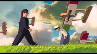 Rüzgar Yükseliyor Filmi Fragman (Türkçe Altyazılı)