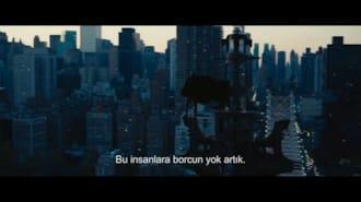 Kara Şövalye Yükseliyor Filmi Fragman (Türkçe Altyazılı)