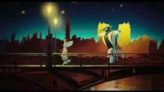 Paris'te Çılgın Macera Filmi Fragman