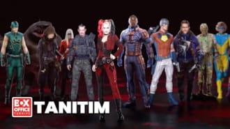 The Suicide Squad: İntihar Timi Filmi DC FanDome Özel Görüntüler