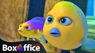 Kahraman Balık Filmi Dublajlı Fragman
