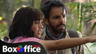 Dora ve Kayıp Altın Şehri Filmi Fragman 2 (Türkçe Dublajlı)