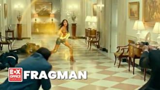 Wonder Woman 1984 Filmi Altyazılı Fragman 2