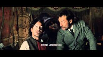 Sherlock Holmes: Gölge Oyunları Filmi Türkçe Altyazılı Fragman