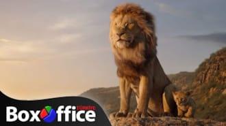 Aslan Kral Filmi Fragman (Türkçe Dublajlı)