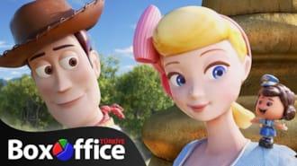 Oyuncak Hikayesi 4 Filmi Fragman 2 (Türkçe Dublajlı)