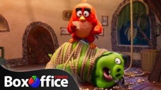 Angry Birds Filmi 2 Filmi Fragman (Türkçe Dublajlı)