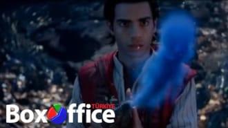 Aladdin Filmi Fragman (Türkçe Dublajlı)