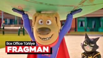 Süper Köpek ve Turbo Kedi Filmi Dublajlı Fragman