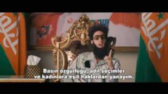 Diktatör Filmi Türkçe Altyazılı Fragman