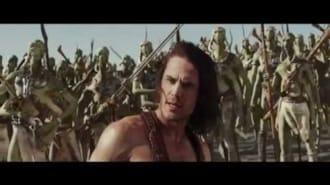 John Carter: İki Dünya Arasında Filmi Fragman