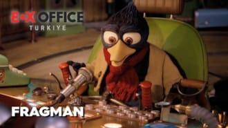 Kirpi ve Saksağan: Sevimli Uzay Kahramanları Filmi Dublajlı Fragman