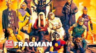 The Suicide Squad: İntihar Timi Filmi Altyazılı Fragman