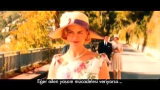 Monako Prensesi Grace Filmi Fragman (Türkçe Altyazılı)