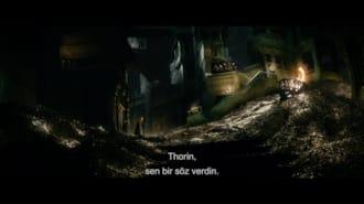 Hobbit: Beş Ordunun Savaşı Filmi Fragman (Türkçe Altyazılı)