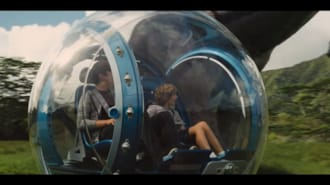 Jurassic World Filmi Fragman Lansmanı
