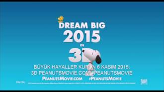 Snoopy ve Charlie Brown Peanuts Filmi Filmi Fragman (Türkçe Altyazılı)