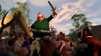 Asteriks: Roma Sitesi Filmi Fragman (Türkçe Dublajlı)