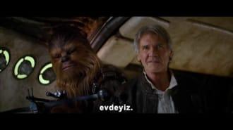 Star Wars: Güç Uyanıyor Filmi Teaser Fragman 2 (Türkçe Altyazılı)
