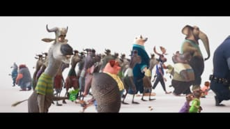 Zootropolis: Hayvanlar Şehri Filmi Teaser Fragman (Türkçe Dublajlı)