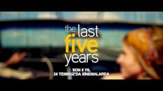 Son 5 Yıl Filmi Fragman (Türkçe Altyazılı)