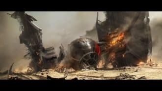Star Wars: Güç Uyanıyor Filmi Comic-Con Kamera Arkası (Altyazılı)