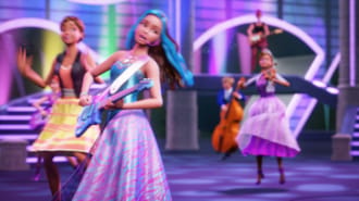 Barbie Prenses ve Rock Star Filmi Fragman (Türkçe Dublajlı)