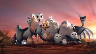 Minik Kuş Filmi Fragman (Türkçe Dublajlı)