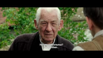 Mr. Holmes ve Müthiş Sırrı Filmi Fragman (Türkçe Altyazılı)