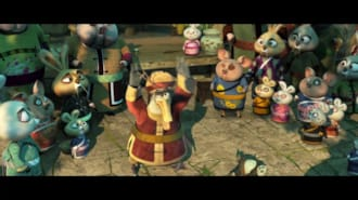 Kung Fu Panda 3 Filmi Fragman (Türkçe Dublajlı)