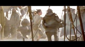 Star Wars: Güç Uyanıyor Filmi TV Spot