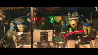 Ninja Kaplumbağalar: Gölgelerin İçinde Filmi İlk Fragman (Türkçe Altyazılı)