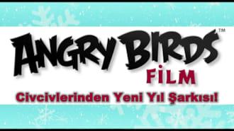 Angry Birds Film Filmi Civcivlerinden Yeni Yıl Şarkısı