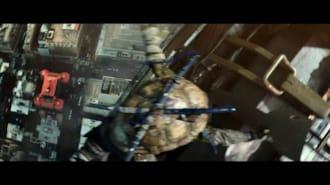 Ninja Kaplumbağalar: Gölgelerin İçinde Filmi Fragman 2 (Türkçe Dublajlı)