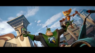Ratchet ve Clank Filmi Fragman (Türkçe Dublajlı)