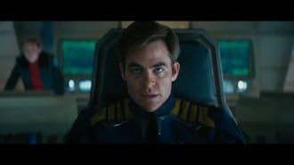 Star Trek Sonsuzluk Filmi Fragman 3 (Orijinal)