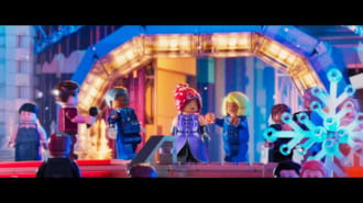 Lego Batman Filmi Filmi Comic-Con Fragmanı (Orijinal)