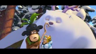 Ayı Kardeşler: Büyülü Kış Filmi Fragman (Türkçe Dublajlı)