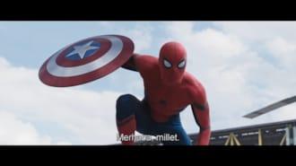 Örümcek-Adam: Eve Dönüş Filmi İlk Fragman (Türkçe Altyazılı)