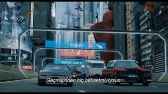 Kabuktaki Hayalet Filmi Fragman 2 (Türkçe Altyazılı)