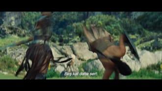 Wonder Woman Filmi Fragman 2 (Türkçe Altyazılı)
