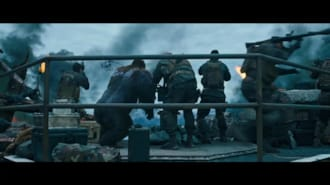 Maymunlar Cehennemi: Savaş Filmi Fragman (Türkçe Altyazılı)