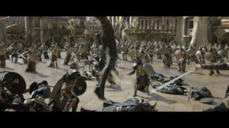 Thor: Ragnarok Filmi Teaser Fragman (Orijinal)