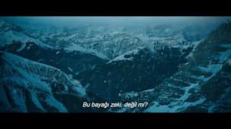 Maymunlar Cehennemi: Savaş Filmi Fragman 2 (Türkçe Altyazılı)