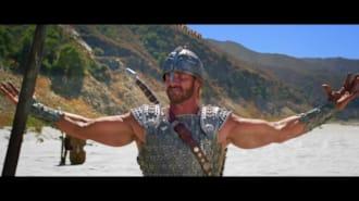 Davud ve Calut: İnanç Savaşı Filmi Fragman (Orijinal)