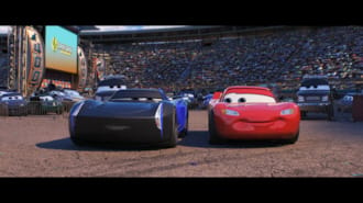 Arabalar 3 Filmi Fragman 2 (Türkçe Dublajlı)