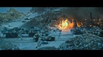 Maymunlar Cehennemi: Savaş Filmi Fragman 3 (Türkçe Altyazılı)